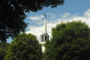 Townshend Vermont Commuinty Church and Meeting House